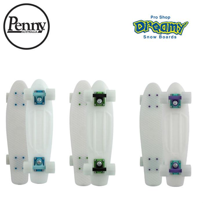 PENNY ペニー GLOW IN THE DARK SERIES 22インチ グローインザダークシリーズ 0PGL1 スケートボード 蓄光カラー 正規品 ミニクルーザー