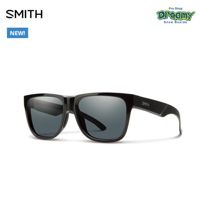 SMITH スミス Lowdown 2 Black ローダウン2 Polar Gray 020439306 2019モデル 正規品
