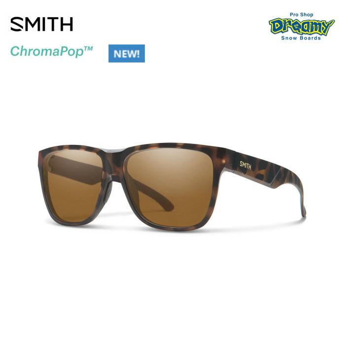SMITH スミス Lowdown XL 2 Matte Havana ローダウン XL2 偏光 クロマポップ ChromaPop Polarized Brown 020439402 2019モデル 正規品