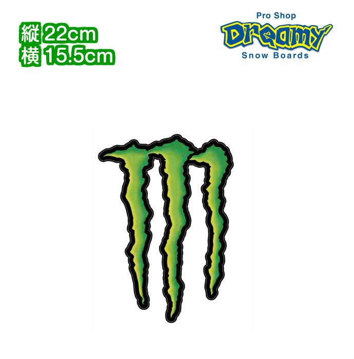 dreamy1117 monster energy monster energy stickers e 1 22 x 15 5 cm genuine rakuten global market. Black Bedroom Furniture Sets. Home Design Ideas