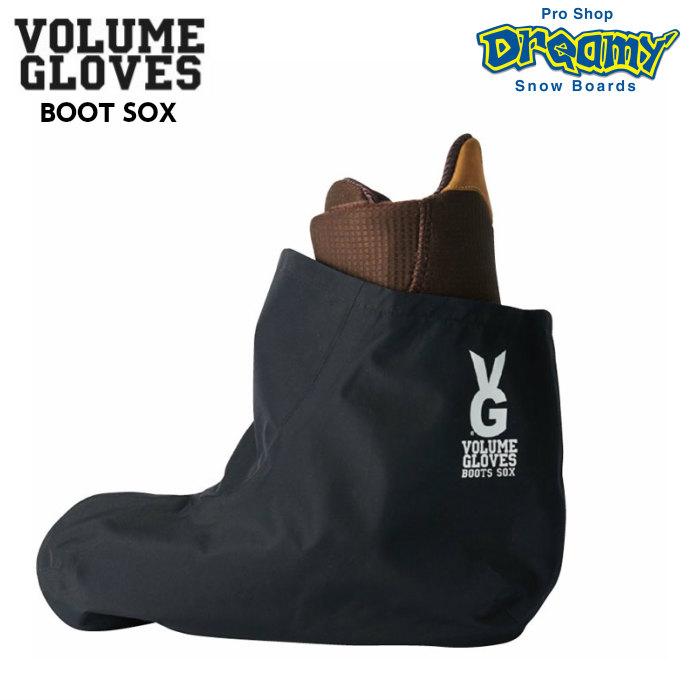 2019-2020 VOLUME ボリューム BOOTS SOX PREMIUM ブーツソックス 2枚組 両足分 157072 インナー 防水インナー