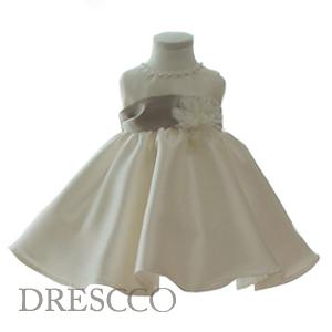 ベビードレスココア(1号、2号)子供ドレス 子供用ドレス こどもドレス ベビードレス 結婚式 発表会 コンクール