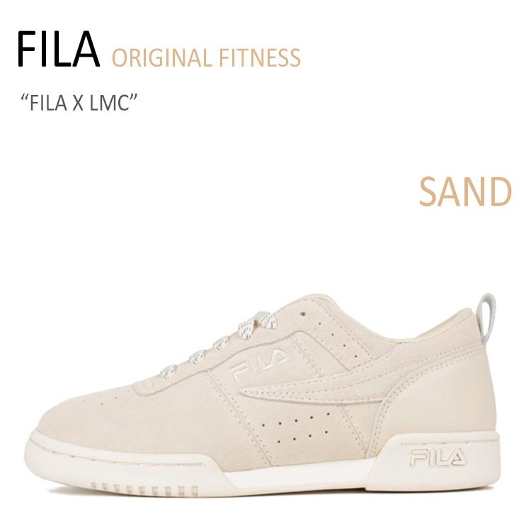 FILA X LMC ORIGINAL FITNESS/sand【フィラ】【LMC】【オリジナルフィットネス】 シューズ