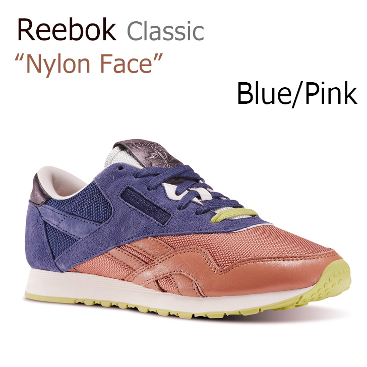 Reebok Classic Nylon / Face Stockholm / Nylon Face 【リーボック】【V72571】 シューズ
