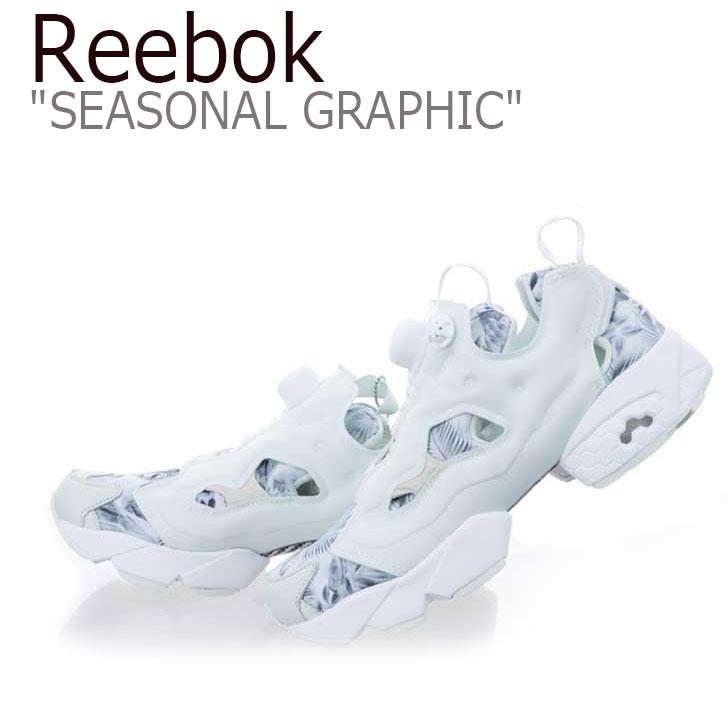Reebok INSTAPUMP FURY ポンプフューリー / Seasonal Graphic【リーボック】【ポンプフューリー】【V69989】 シューズ