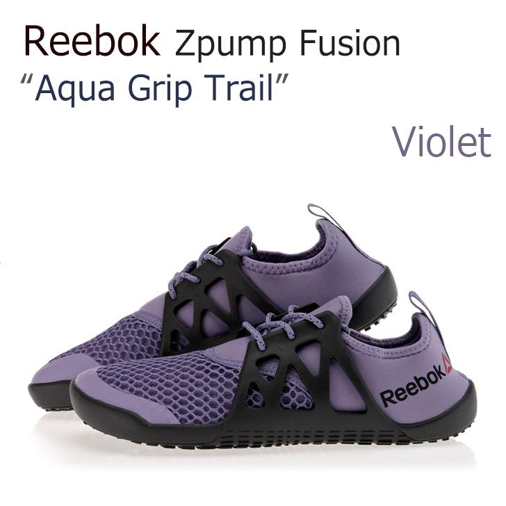 Reebok Aqua Grip Trail Violet /Charcoal / レディース【リーボック】【V70352】【シューズ】【スニーカー】【日本未発売】