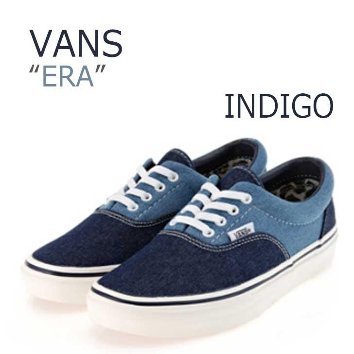 Vans ERA INDIGO 【バンズ】 【インディゴ】 【V95CL DNM3】 シューズ