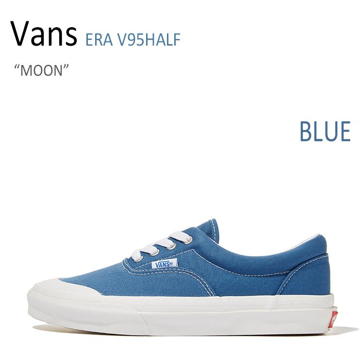 Vans ERA V95HALF MOON/Blue【バンズ】【エラ】 シューズ