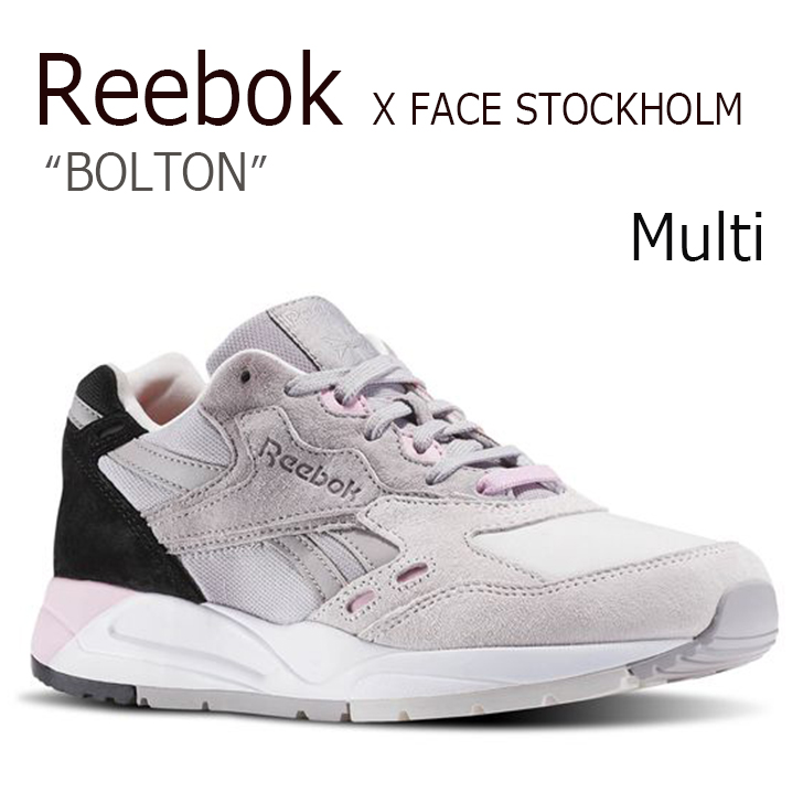 Reebok × FACE STOCKHOLM/BOLTON/Kindness/Intuition/Ability/Vision/Wisdom【リーボック】【ボルトン】【BD2723】 シューズ