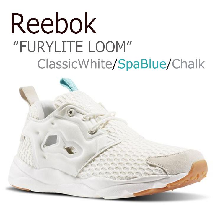 リーボック フューリーライト スニーカー Reebok メンズ レディース FURYLITE LOOM ルーム WHITE ホワイト BD1974 シューズ
