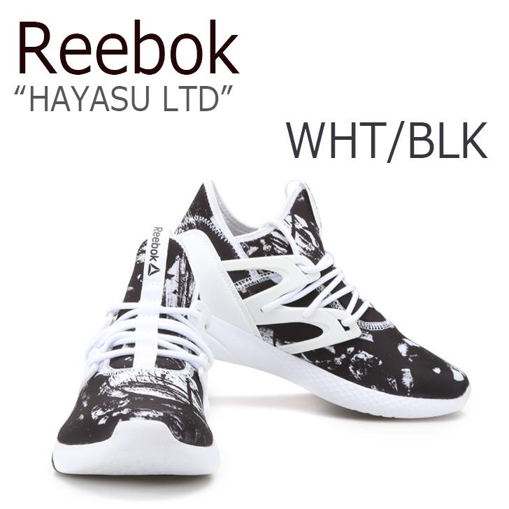 Reebok HAYASU LTD/White/Black【リーボック】【ハヤス】【BD4971】 シューズ