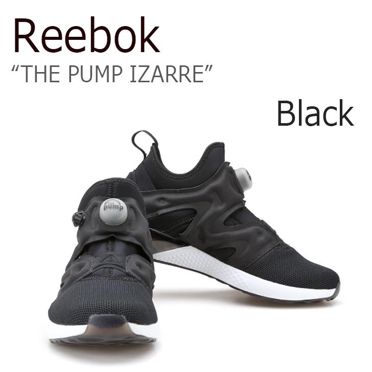 Reebok THE PUMP IZARRE/Black【リーボック】【ポンプ イツァーレ】【BS7030】 シューズ