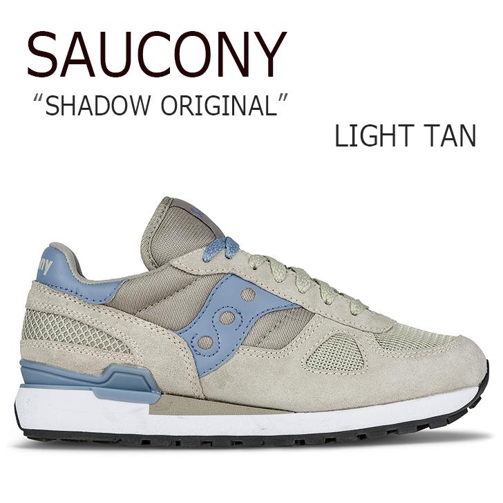 サッカニー スニーカー Saucony レディース Shadow Original シャドウ オリジナル LIGHT TAN ライトタン S1108-630 シューズ