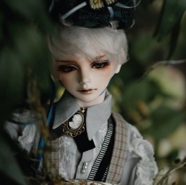 【BJD CROBI-DOLL 】Lance Cookie Cream Skin 2019 Limited