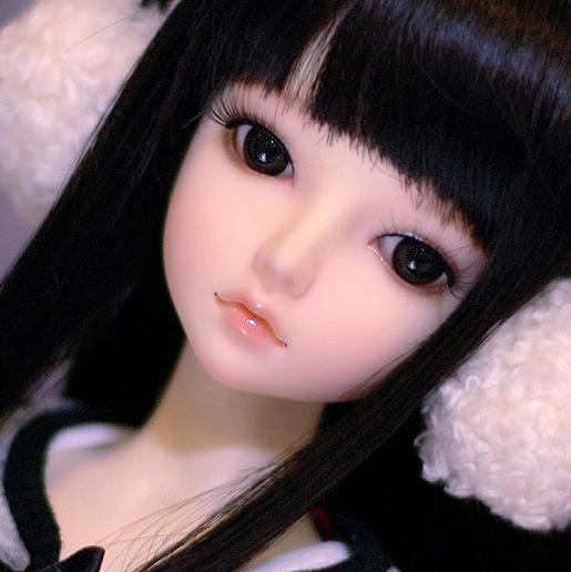 【Asleep Eidolon-DOLL 】Winter Solstice(冬至)(ホワイト) (フェイスメイク付き(アイラッシュ付き))即納 ドール