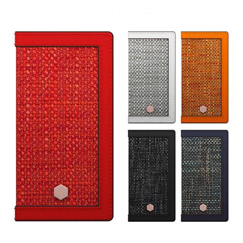 iPhone XS Max ケース 手帳型 本革 SLG Design Edition Calf Skin Leather Diary(エスエルジー エディションカーフスキンレザーダイアリー)アイフォン レザー カバー お取り寄せ