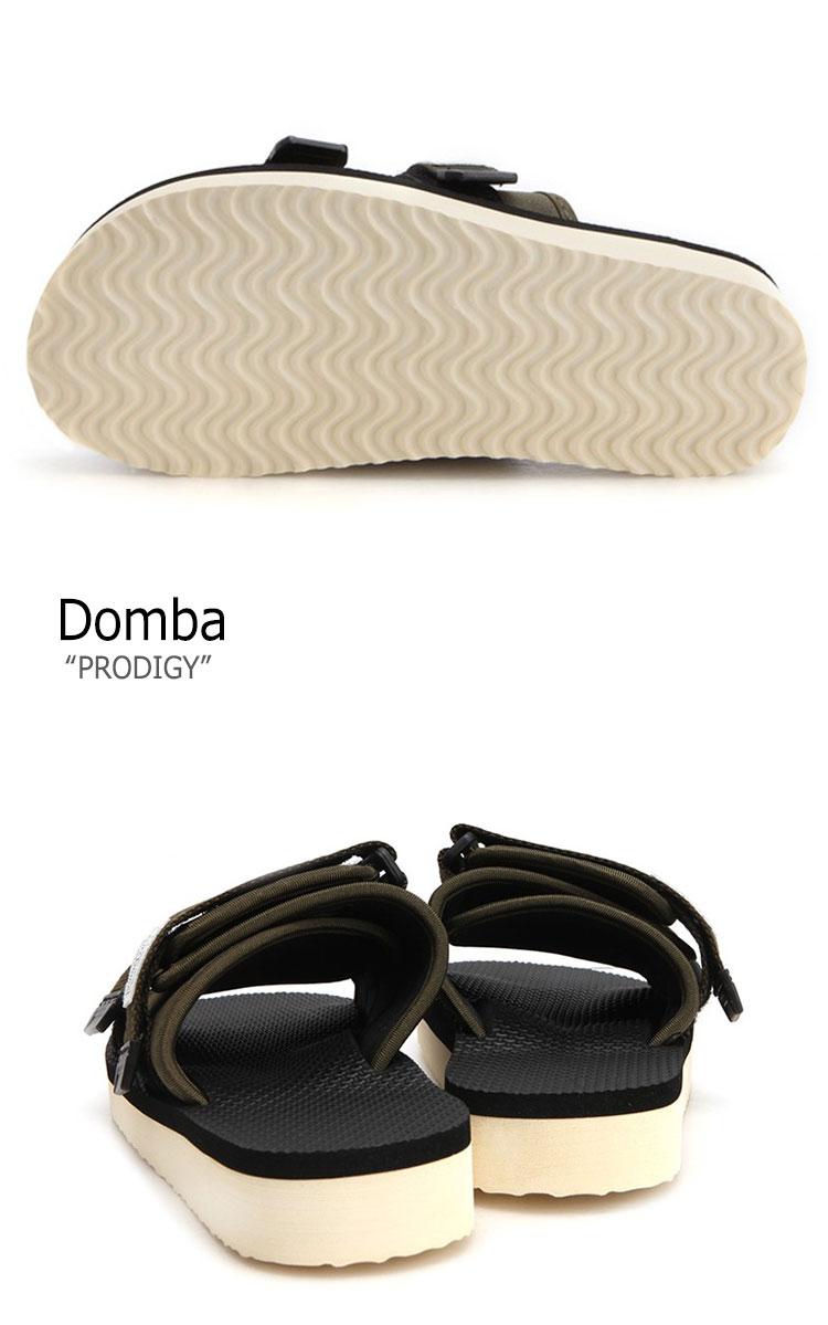 ドンバ サンダル DOMBA メンズ レディース PRODIGY プロディジー OLIVE オリーヴ F-7203 シューズ