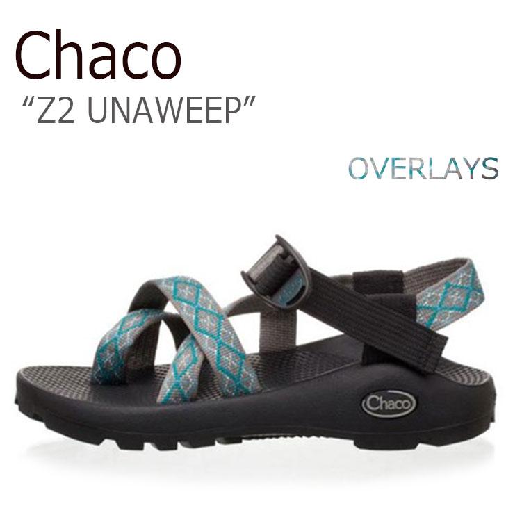 チャコ サンダル CHACO レディース ゼット2ウナウィープ Z2 UNAWEEP OVERLAYS オーバーレイ J104692 シューズ