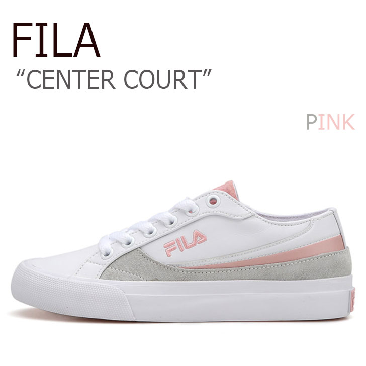 フィラ スニーカー FILA レディース センターコート CENTER COURT PINK ピンク FS1SIA1123X シューズ