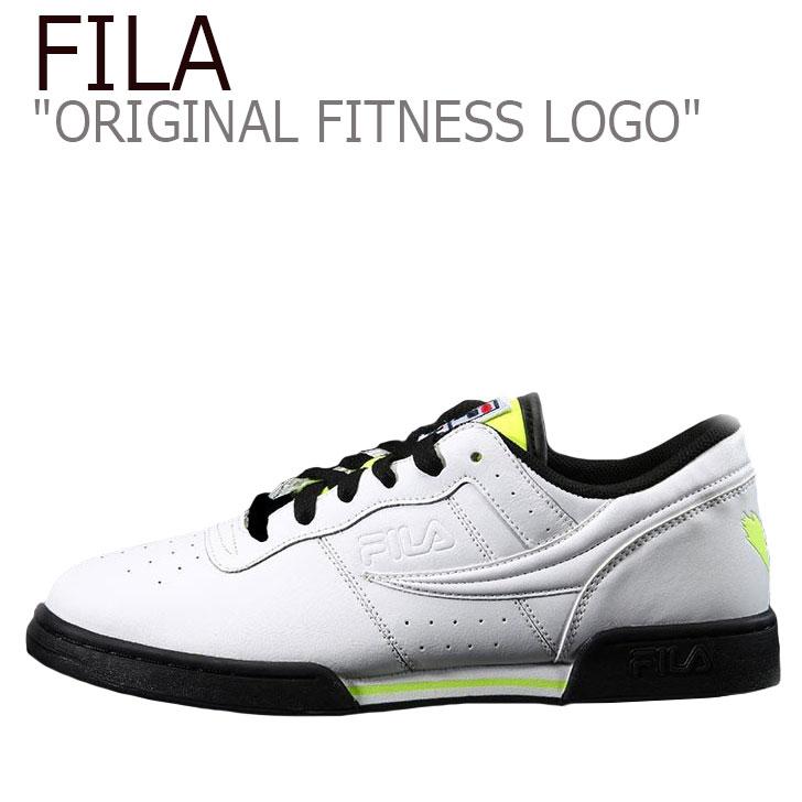 フィラ スニーカー FILA メンズ レディース ORIGINAL FITNESS LOGO オリジナルフィットネスロゴ WHITE ホワイト BLACK ブラック FS1HTZ3413X シューズ