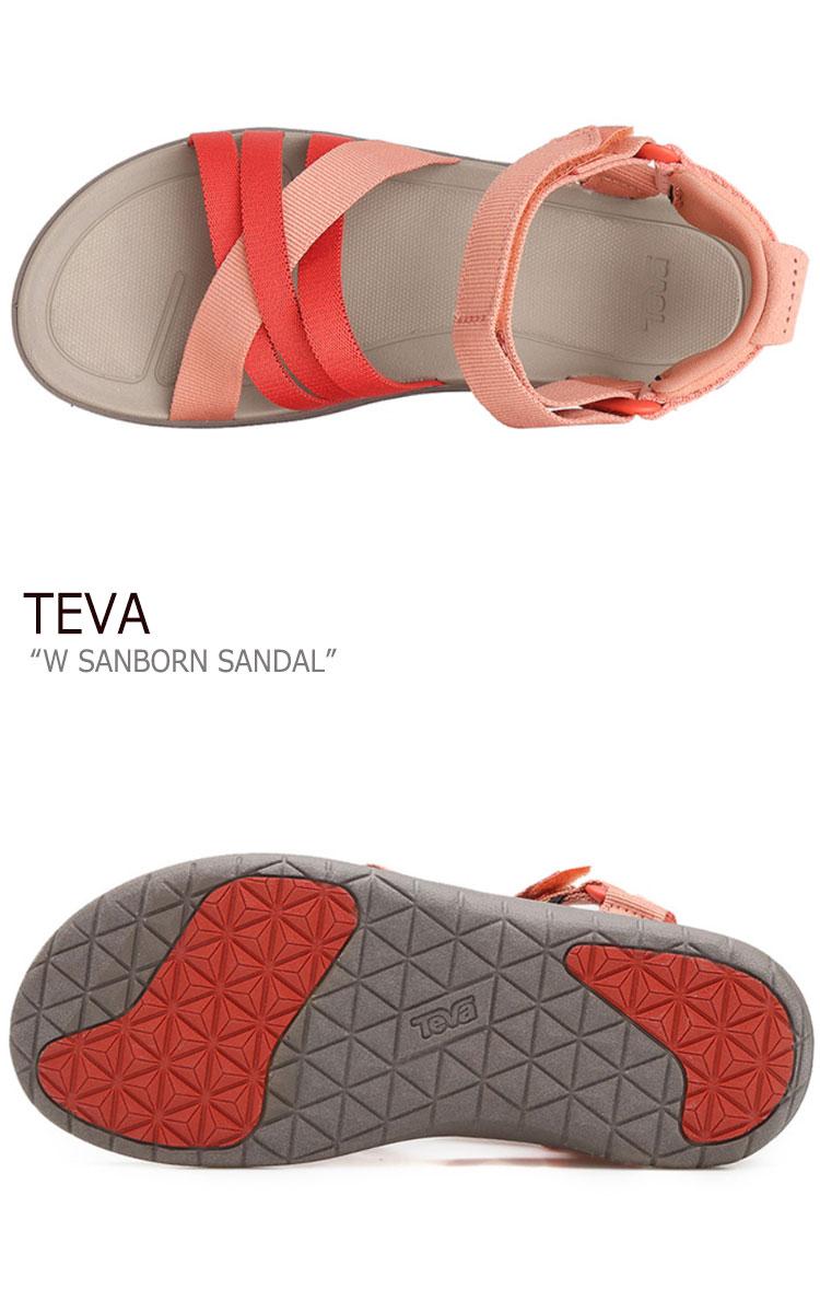 テバ サンダル TEVA レディース W SANBORN SANDAL ウィメンズ サンボーン サンダル PINK ピンク 1015161-CSND シューズ