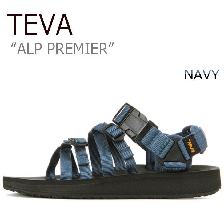 テバ サンダル TEVA レディース ALP PREMIER アルプ プレミア NAVY ネイビー 1015182-NAVY シューズ