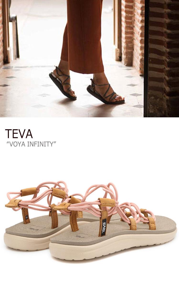 テバ サンダル TEVA レディース VOYA INFINITY ボヤインフィニティ PINK ピンク 1019622 TPCH シューズpUzLqSVGM