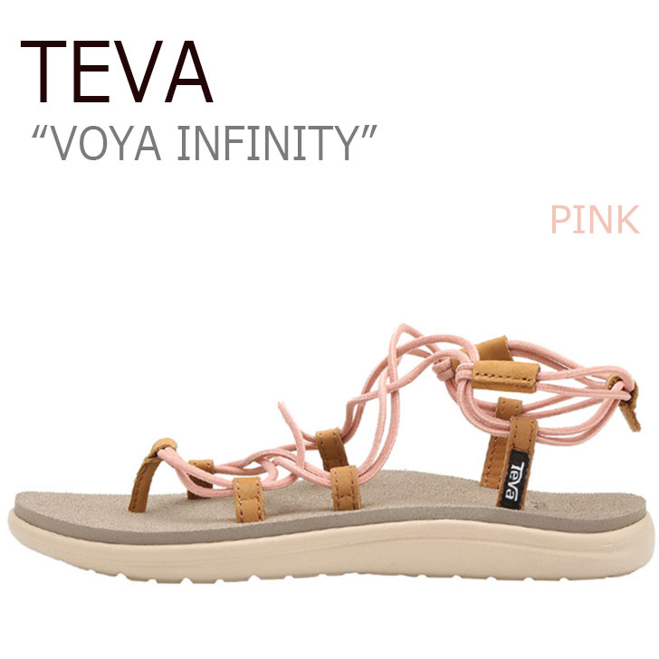 テバ サンダル TEVA レディース VOYA INFINITY ボヤインフィニティ PINK ピンク 1019622 TPCH シューズ2IEHW9D