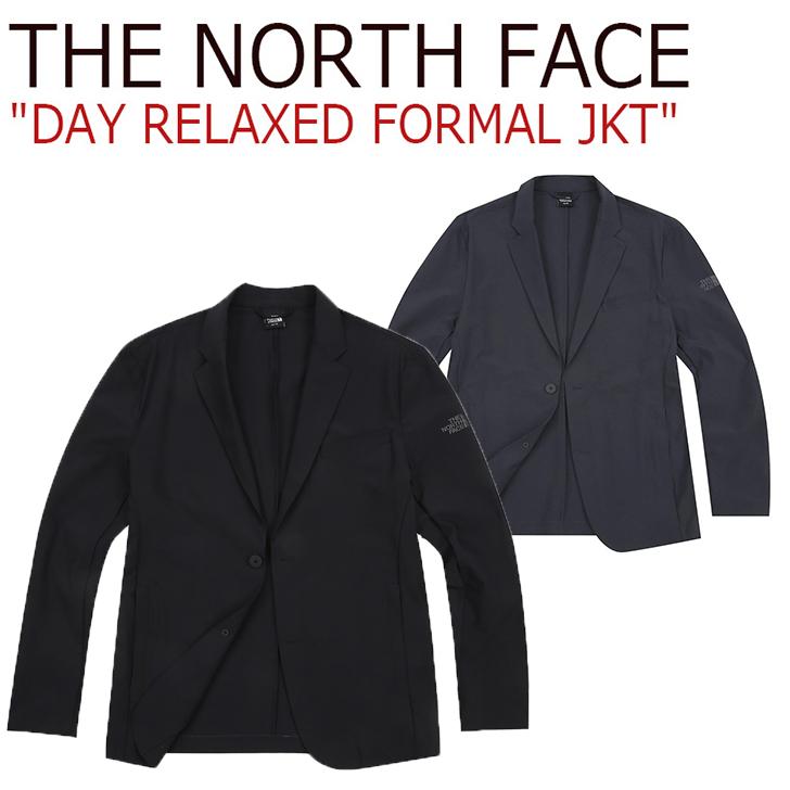 ノースフェイス アウター THE NORTH FACE メンズ M'S DAY RELAXED FORMAL JKT デイ リラッスクド フォーマル ジャケット Gray Black グレー ブラック NJ3BJ03A NJ3BJ03B ウェア 【中古】未使用品