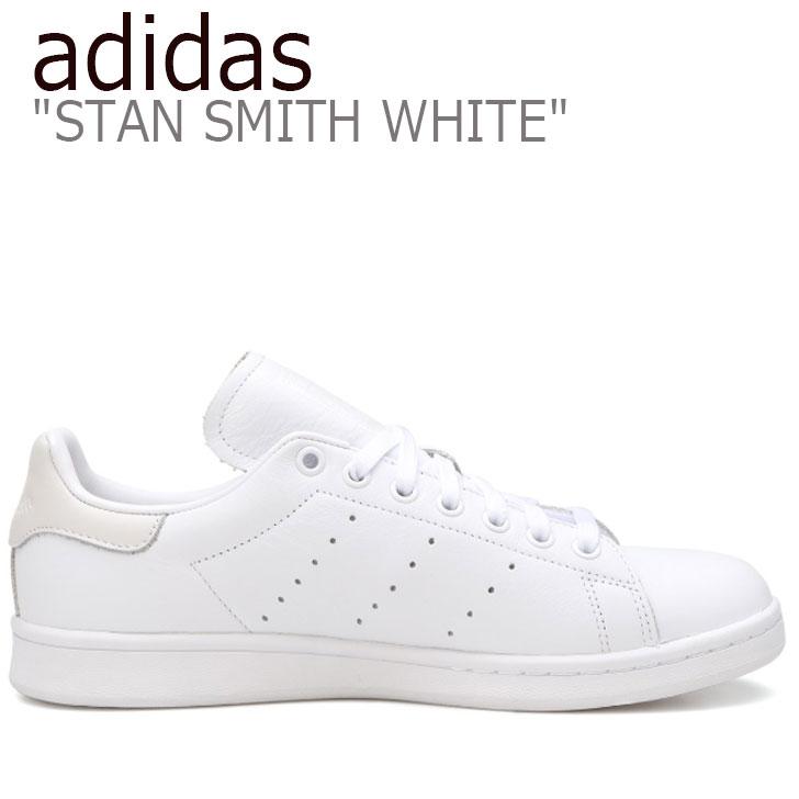 アディダス スタンスミス スニーカー ADIDAS メンズ レディース STAN SMITH WHITE ホワイト CQ2469 シューズ 【中古】未使用品