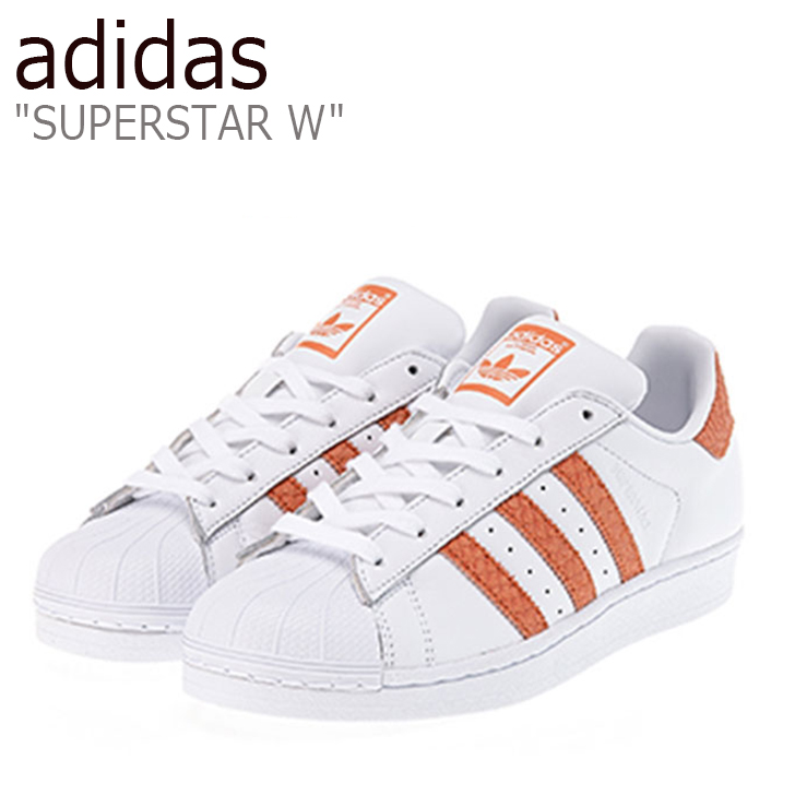 Adidas superstar sneakers ADIDAS men gap Dis SUPERSTAR W WHITE CHALK CORAL white chalk Coral CG5462 shoes free article