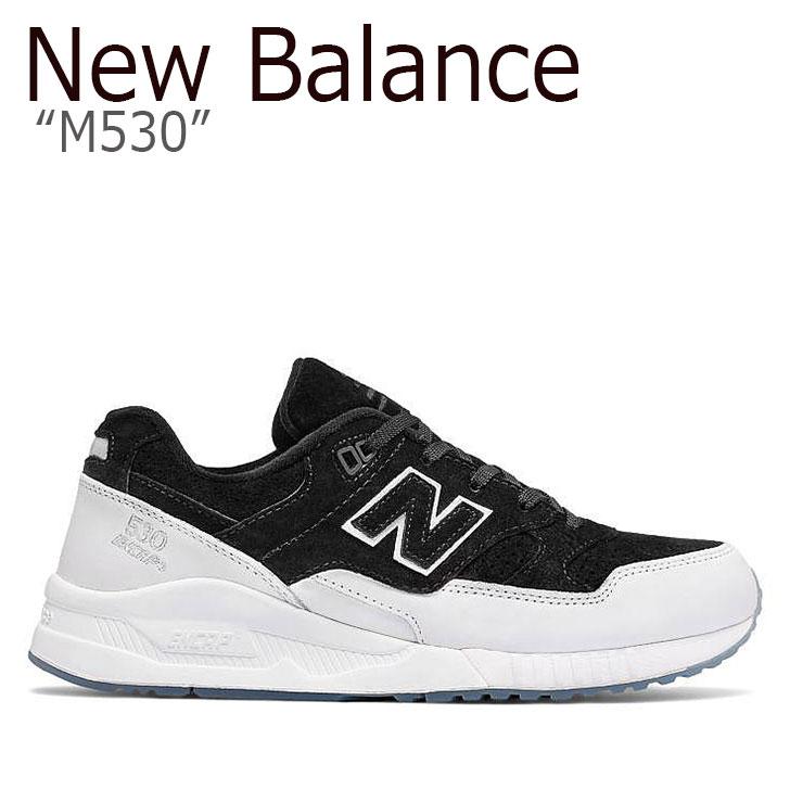 ニューバランス 530 スニーカー New Balance メンズ レディース M 530 New Balance530 BLACK ブラック M530CBA シューズ 【中古】未使用品