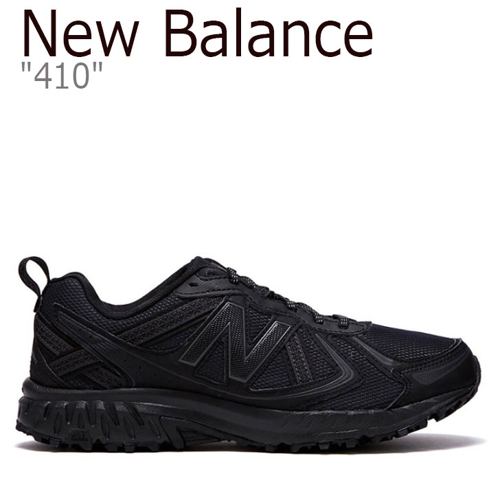 ニューバランス 410 スニーカー NEW BALANCE メンズ レディース New Balance 410 ニューバランス 410 BLACK ブラック MT410CK5 FLNB9A1U61 シューズ 【中古】未使用品