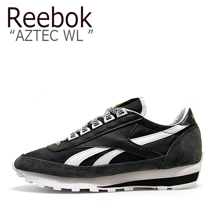 Reebok AZTEC WL BLACK/WHITE【リーボック】【アズテック】【AR0617】 シューズ