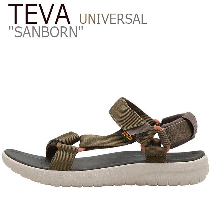 テバ ユニバーサル サンダル TEVA メンズ SANBORN UNIVERSAL サンボン ユニバーサル OLIVE オリーブ 1015156-OLV シューズ