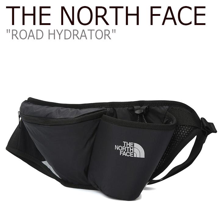 ノースフェイス ヒップバッグ THE NORTH FACE メンズ レディース ROAD HYDRATOR ロード ハイドレーター ウエストバッグ ブラック BLACK NN2PK21A バッグ 【中古】未使用品