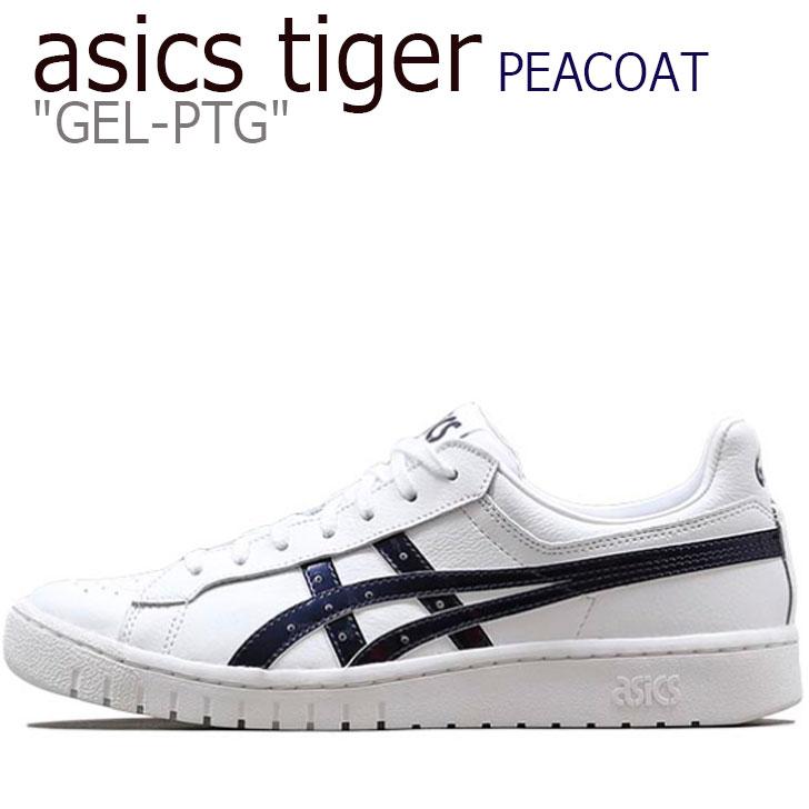 ゲル ポイントゲッター GEL-PTG ピーコート スニーカー レディース asics メンズ tiger アシックスタイガー 1191A089-103 シューズ ホワイト WHITE PEACOAT