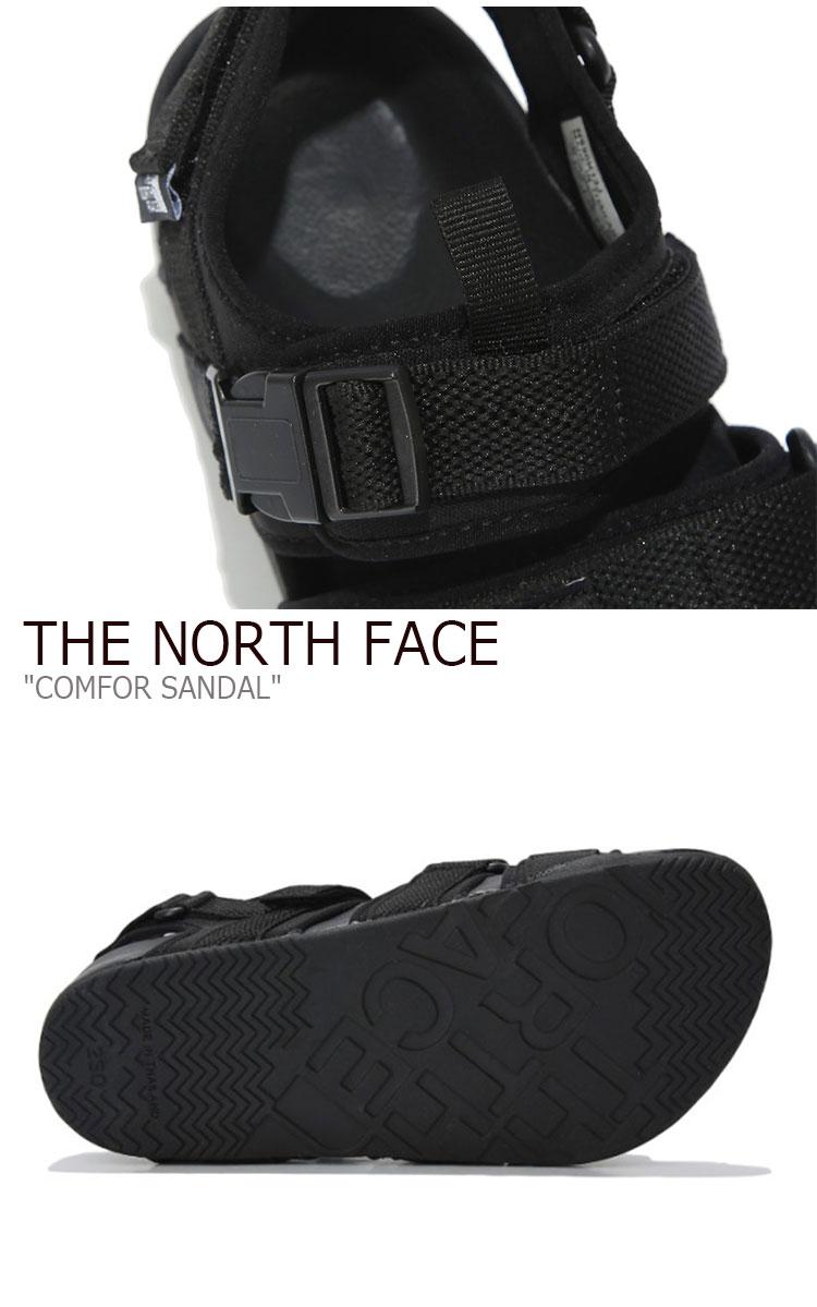 c48215160 North Face sandals THE NORTH FACE men gap Dis COMFOR SANDAL comfort sandals  sports sandals BLACK KHAKI black khaki NS98K13J/K shoes-free article