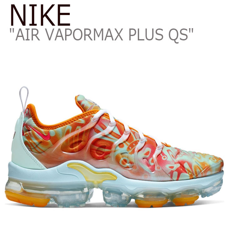 2018 sneakers separation shoes detailed pictures ナイキ スニーカー CD7009-300 NIKE レディース AIR VAPORMAX PLUS ...