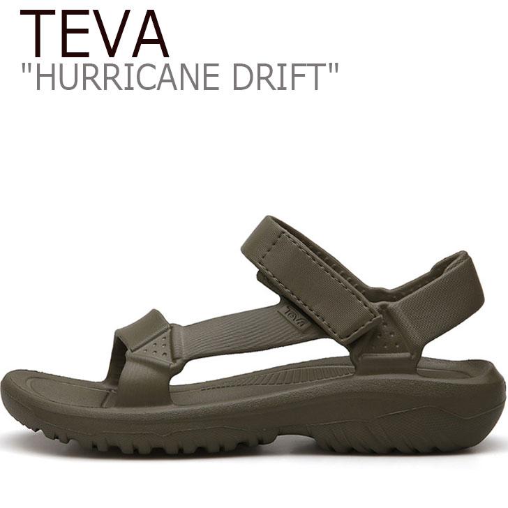 テバ ハリケーン サンダル TEVA メンズ HURRICANE DRIFT ハリケーンドリフト BURNT OLIVE バーントオリーブ 1100270-BTOL シューズ