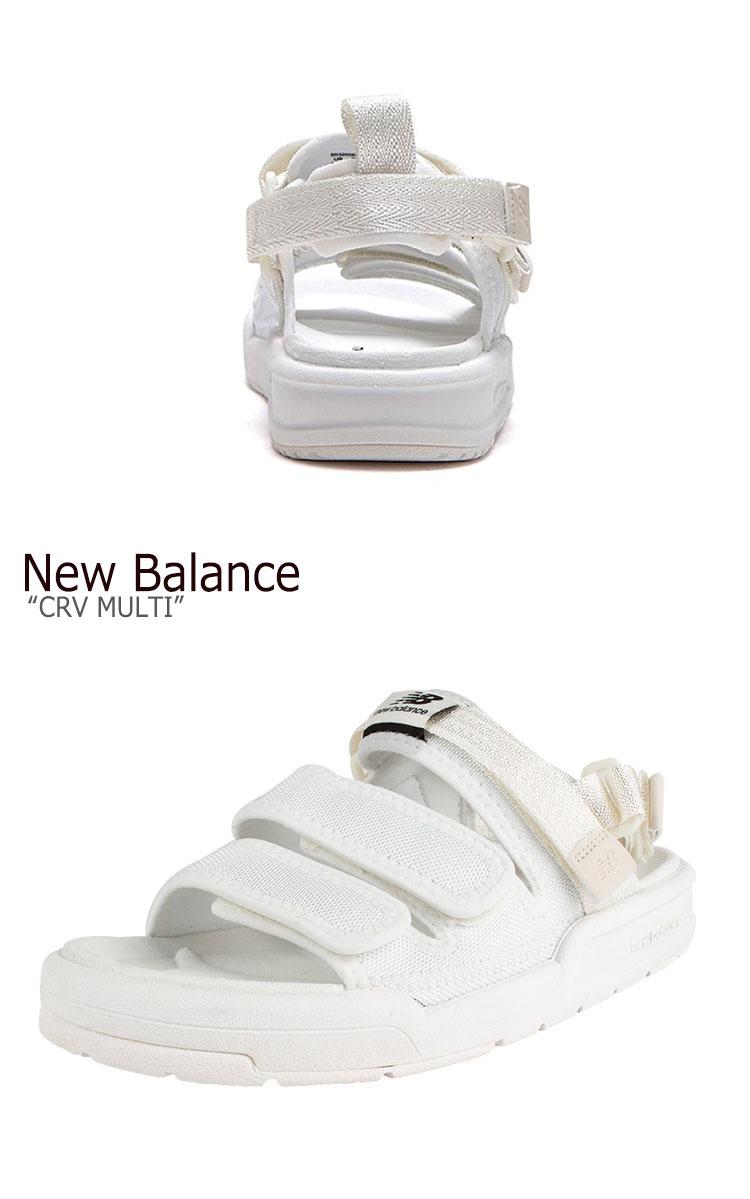 new balance white sandals - 58% OFF