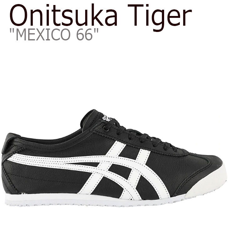 newest 59aff c9110 Onitsuka tiger Mexico 66 sneakers Onitsuka Tiger men gap Dis MEXICO 66  Mexico 66 BLACK black WHITE white D508K-9001 shoes