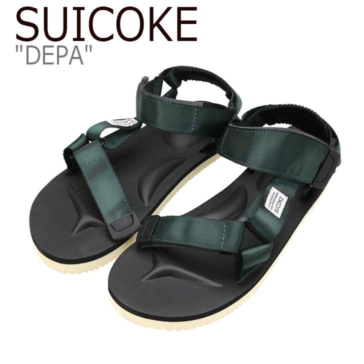 スイコック サンダル SUICOKE メンズ DEPA デパ GREEN グリーン S1404SN11GN シューズ