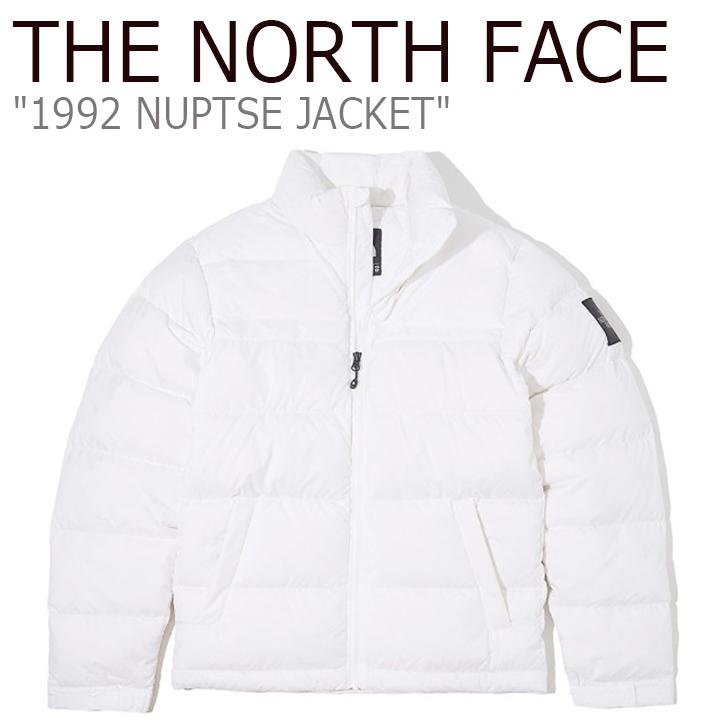 ノースフェイス ヌプシダウン THE NORTH FACE メンズ 1992 NUPTSE JACKET 1992 ヌプシ ジャケット WHITE ホワイト NJ1DK57A ウェア 【中古】未使用品