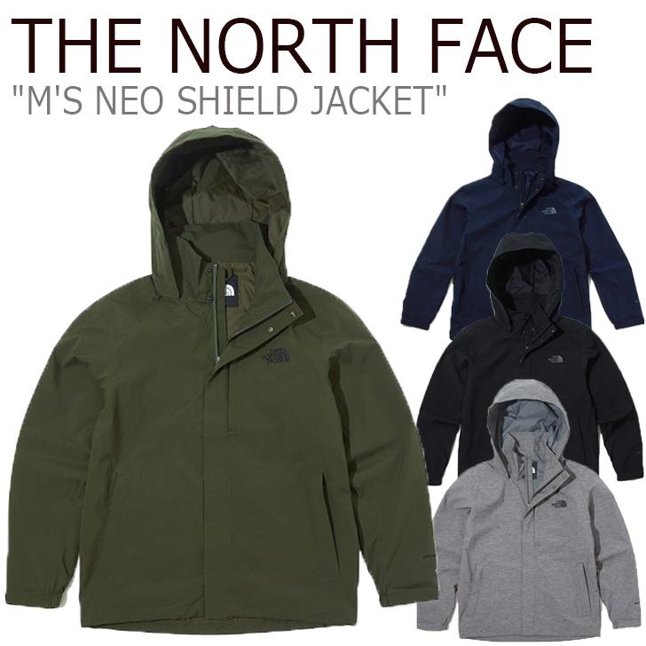 ノースフェイス マウンテンジャケット THE NORTH FACE メンズ M'S NEO SHIELD JACKET ネオ シールド ジャケット 全4色 NJ2HK54A/B/C/D ウェア 【中古】未使用品