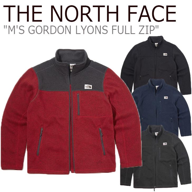 ノースフェイス ジャケット THE NORTH FACE メンズ M'S GORDON LYONS FULL ZIP ゴードン ライオンス フルジップ 全4色 NJ4FK51A/B/C/D ウェア 【中古】未使用品