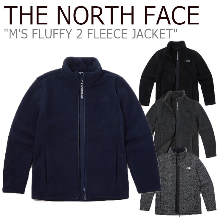 フリース ノースフェイス THE NORTH FACE メンズ レディース M'S FLUFFY 2 FLEECE JACKET フラッフィー2 フリースジャケット 全4色 NJ4FK54A/B/C/D NJ4FK60A ウェア 【中古】未使用品