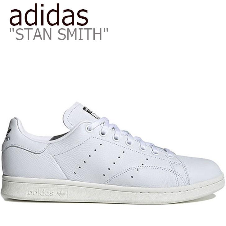 アディダス スタンスミス スニーカー adidas メンズ STAN SMITH スタン スミス WHITE ホワイト F34071 シューズ 【中古】未使用品