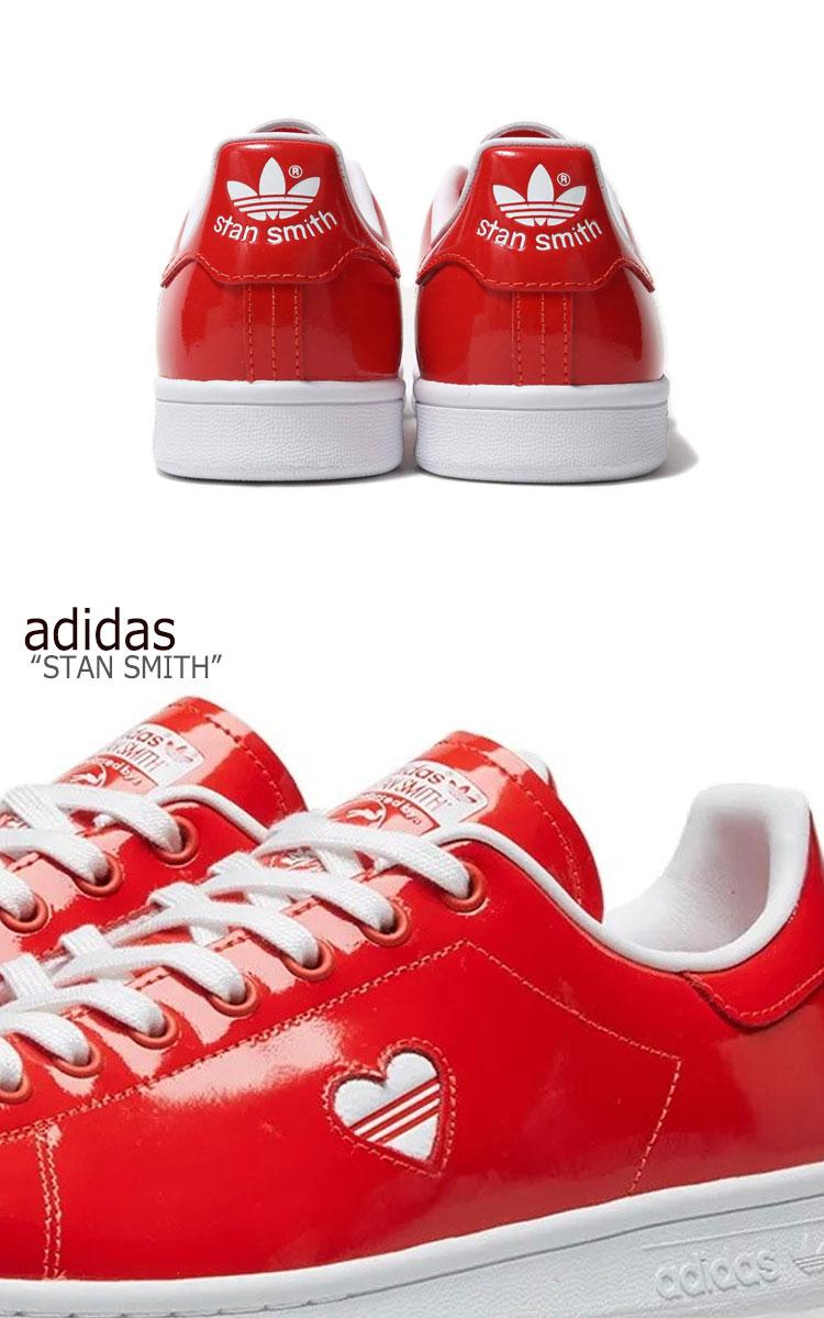 アディダス スタンスミス スニーカー adidas メンズ レディース STAN SMITH W スタン スミス W RED レッド G28136 シューズ 未使用品If7yvYb6g