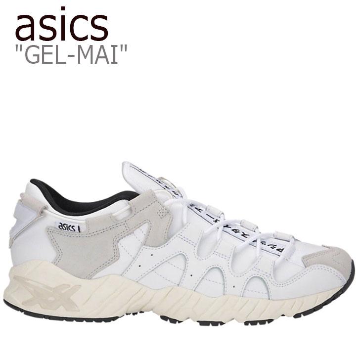 アシックス スニーカー asics メンズ レディース GEL-MAI ゲルマイ WHITE ホワイト 1191A081-100 シューズ
